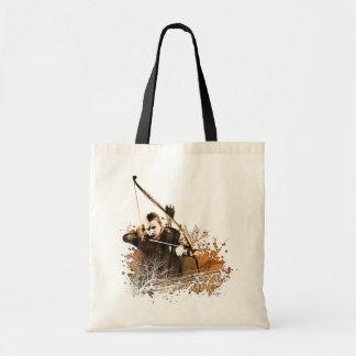 LEGOLAS GREENLEAF™ Shooting Arrow Budget Tote Bag
