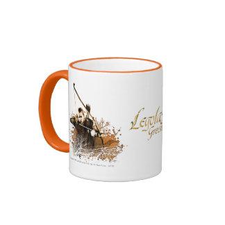 LEGOLAS GREENLEAF™ Shooting Arrow Ringer Mug