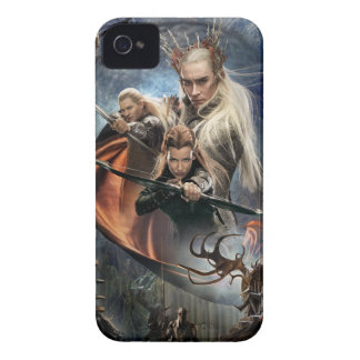 LEGOLAS GREENLEAF™, TAURIEL™, and Thranduil iPhone 4 Case-Mate Cases