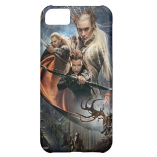 LEGOLAS GREENLEAF™, TAURIEL™, and Thranduil iPhone 5C Case