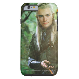 LEGOLAS GREENLEAF™ with bow Tough iPhone 6 Case