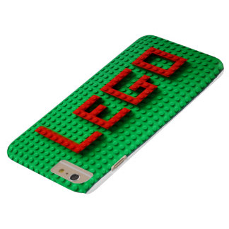 Legophone Awesome! Barely There iPhone 6 Plus Case