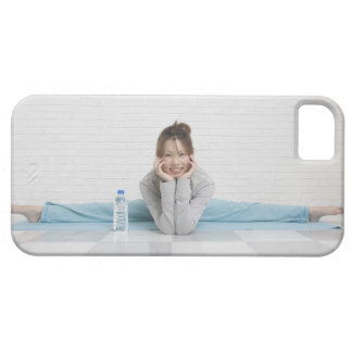 Legs apart case for the iPhone 5