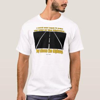 Legs Highway T-Shirt