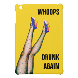 Legs in The Air - Drunk Again iPad Mini Case
