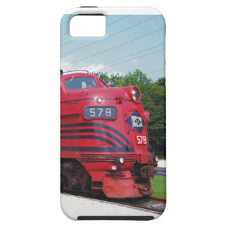 Lehigh Valley Railroad F-7A #578 @ Cape May N.J. iPhone 5 Covers