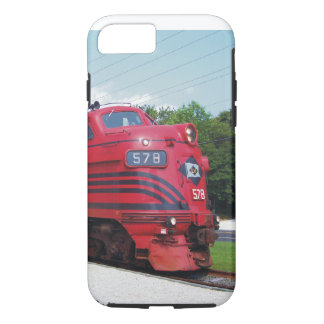 Lehigh Valley Railroad F-7A #578 @ Cape May N.J. iPhone 7 Case