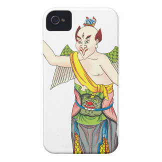 Lei-cheng-tze iPhone 4 Case-Mate Cases