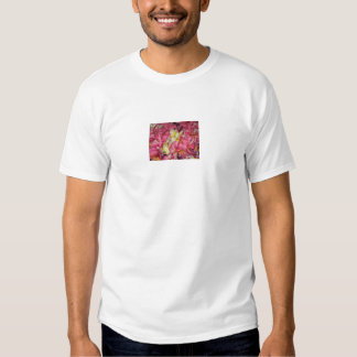 Lei Flowers Tee Shirt