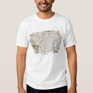 Leicester, engraved by Jodocus Hondius Tshirts