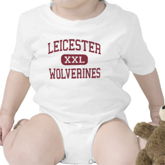 Leicester - Wolverines - High - Leicester T-shirt