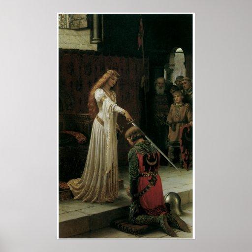 Leighton Fine Art Poster or Print
