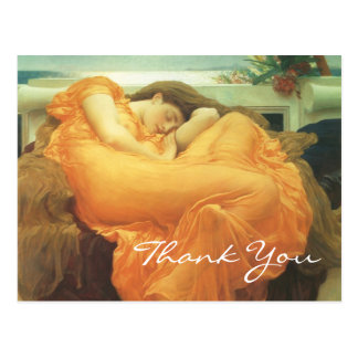Leighton s Flaming June Post Cards