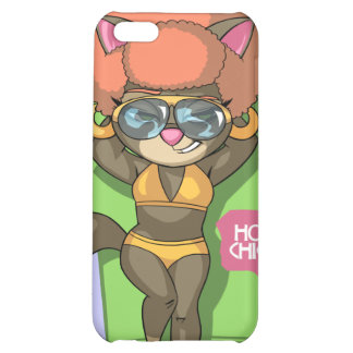 Leila Hot Chick Cover For iPhone 5C