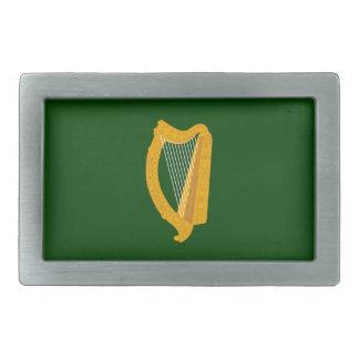 Leinster (Ireland) Flag Rectangular Belt Buckles