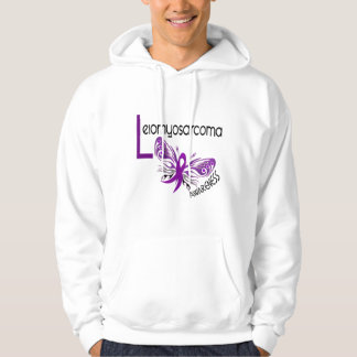 Leiomyosarcoma BUTTERFLY 3.1 Hoodie