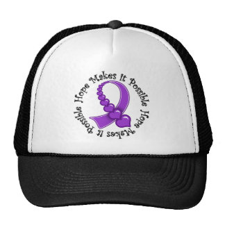 Leiomyosarcoma Cancer Hope Makes It Possible Hat