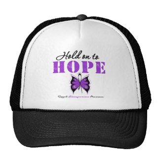 Leiomyosarcoma Hold On To Hope Cap
