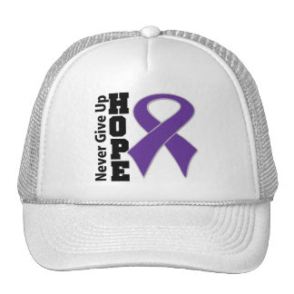 Leiomyosarcoma Hope Never Give Up Trucker Hats