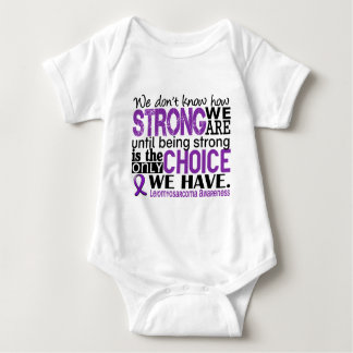 Leiomyosarcoma How Strong We Are T Shirts