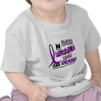 LEIOMYOSARCOMA I Wear Purple For My Nana 37 Tees