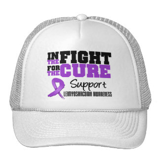 Leiomyosarcoma In The Fight For The Cure Cap