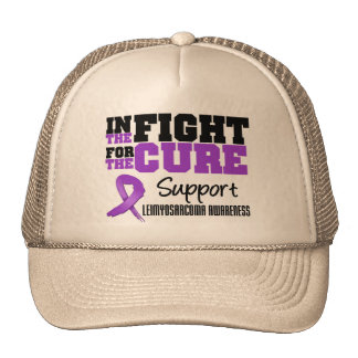 Leiomyosarcoma In The Fight For The Cure Trucker Hat