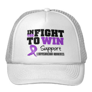 Leiomyosarcoma In The Fight To Win Trucker Hat