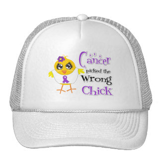 Leiomyosarcoma Picked The Wrong Chick Cap