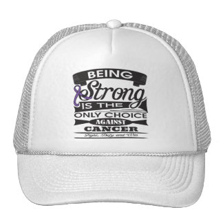 Leiomyosarcoma Strong is The Only Choice Hat