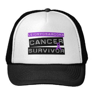 Leiomyosarcoma Survivor Mesh Hat