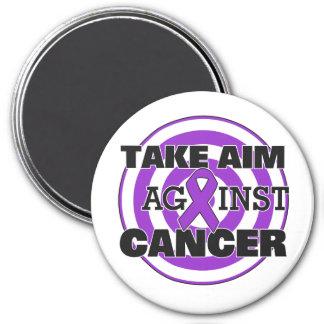Leiomyosarcoma Take Aim Against Cancer Magnet