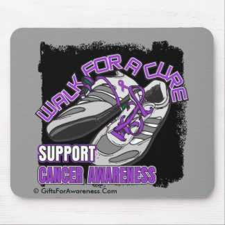 Leiomyosarcoma Walk For A Cure Shoes Mouse Pad