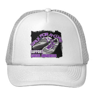 Leiomyosarcoma Walk For A Cure Shoes Trucker Hats