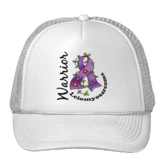 Leiomyosarcoma Warrior 15 Trucker Hat