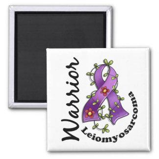 Leiomyosarcoma Warrior 15 Refrigerator Magnet