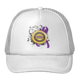 Leiomyosarcoma Warrior 23 Hats
