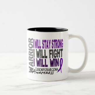 Leiomyosarcoma Warrior Mug