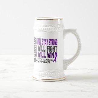 Leiomyosarcoma Warrior Mugs