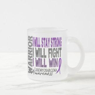 Leiomyosarcoma Warrior Coffee Mug