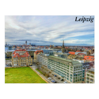 Leipzig, Germany Postcard