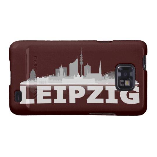 Leipzig town center of skyline SamsungGalaxy S Samsung Galaxy SII Case