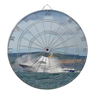 Leisure Fishing Boat Dartboard