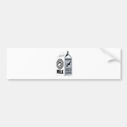 Leite Bumper Stickers