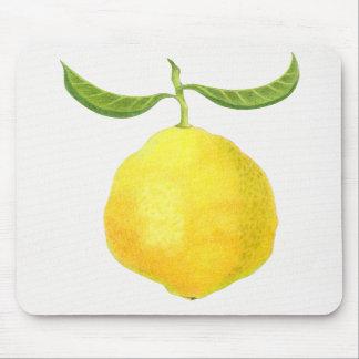 Lemon 2 Mousepad
