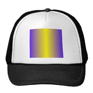 Lemon and Electric Ultramarine Gradient Cap