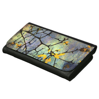Lemon Blossom Branches Wallet