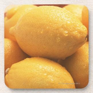 Lemon Coasters