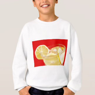 Lemon drink design sweatshirt