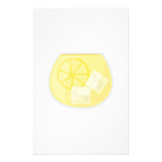 Lemon Drink Stationery